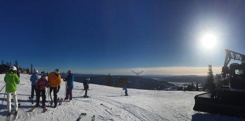 slalom ski winter