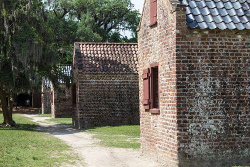 slave quarters boone plantation south carolina