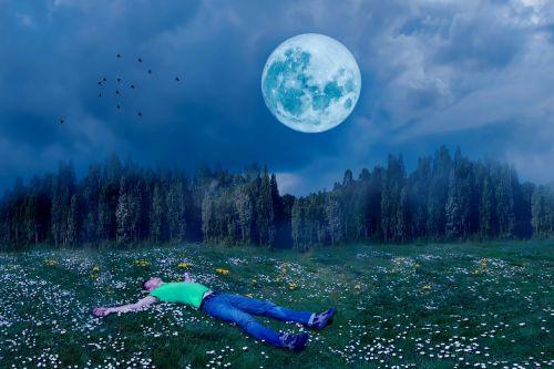 sleep good night man