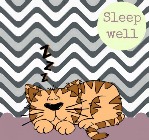 Sleep Well Ecard