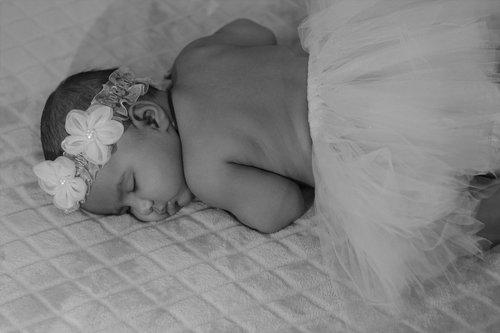sleeping  beauty  baby