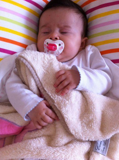 sleeping baby newborn