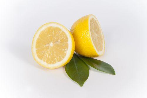 sliced lemon lemon slice