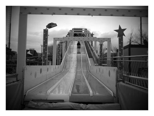 slide funfair rides