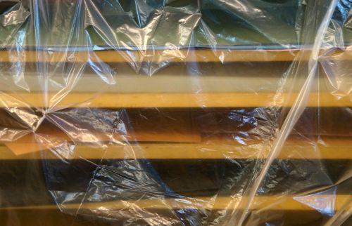 slide packed transparent