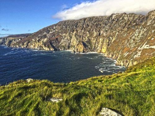 slieve league ireland atlantic