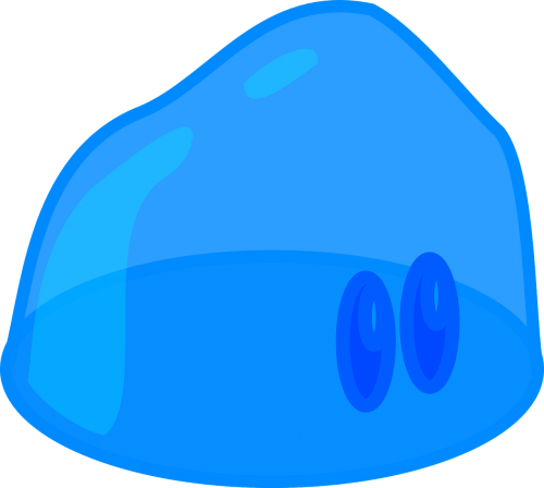 slime jelly aspic
