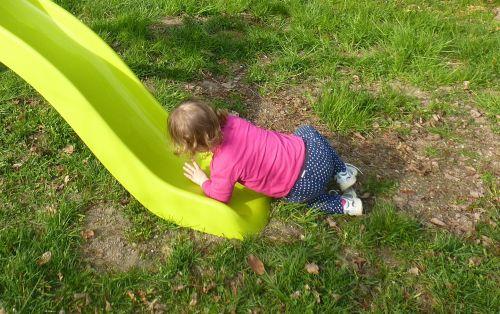 slip fall child