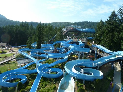 slip water park leisure