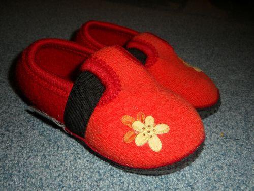 slippers wool felt felt