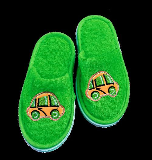 slippers children funny