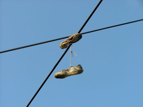 slippers cable sky