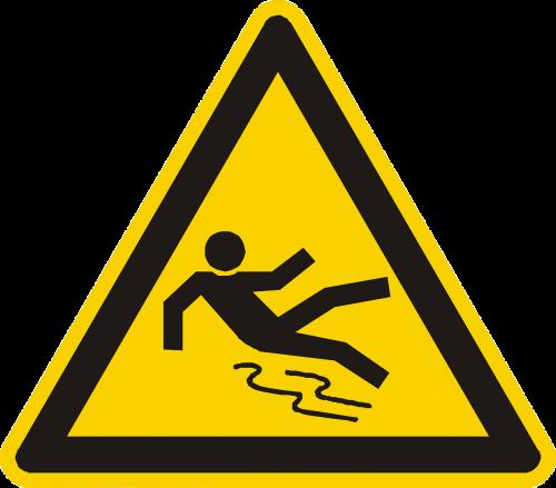slippery floor slippery when wet wet