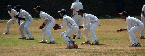 slips wicket keeper cricket