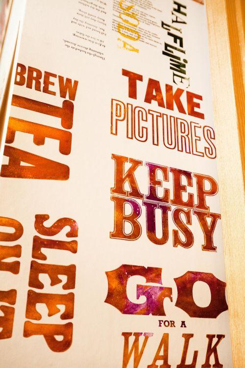 slogan book printing color