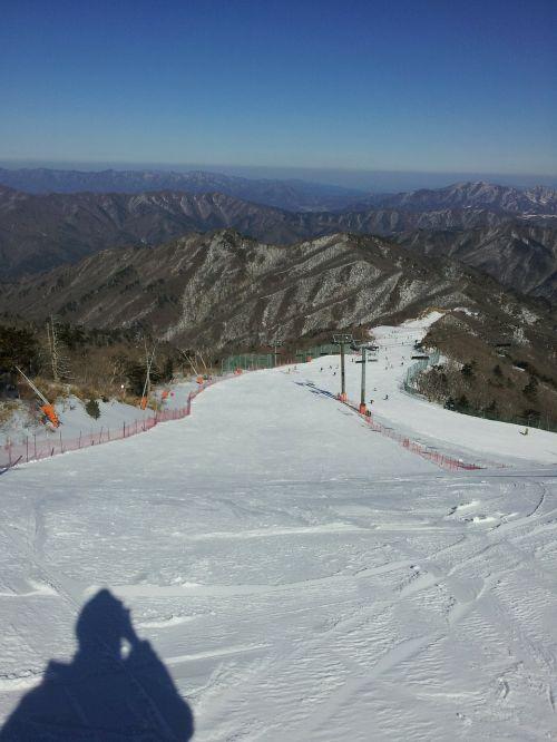slope snowboard ski resort