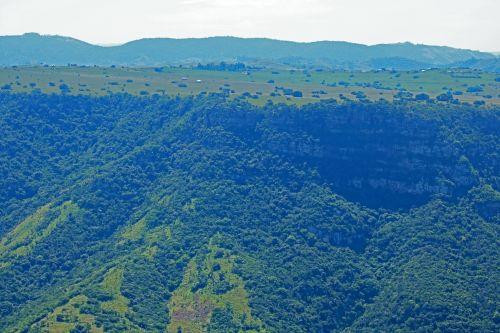 Slopes Of Oribi Gorge