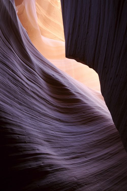 slot canyon antelope canyon sandstone