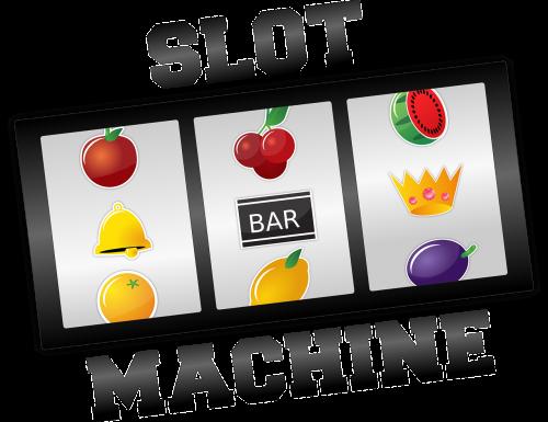 slot machine casino fruits