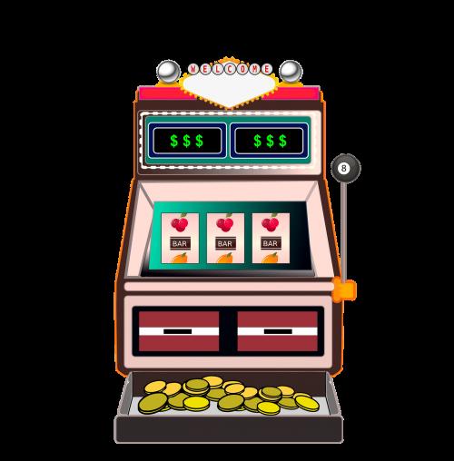 slot machine gambling gaming