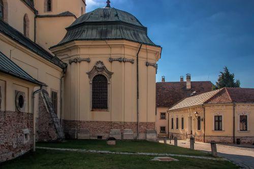 slovakia trnava the church of st nicholas