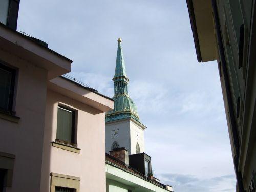 slovakia bratislava cathedral