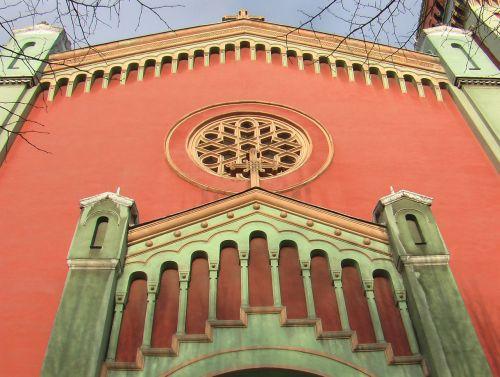 slovakia church building