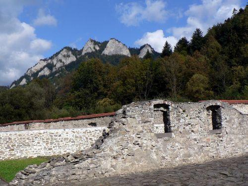 slovakia pieniny mountains