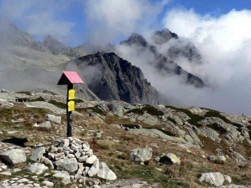 slovakia vysoké tatry mountains