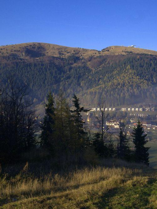 slovakia mountains greater fatra