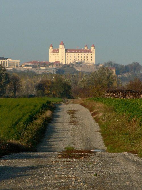 slovakia castle bratislava