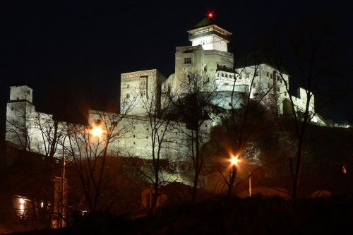 slovakia trenčín castle