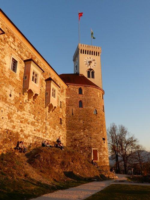 slovenia  ljubljana  castle