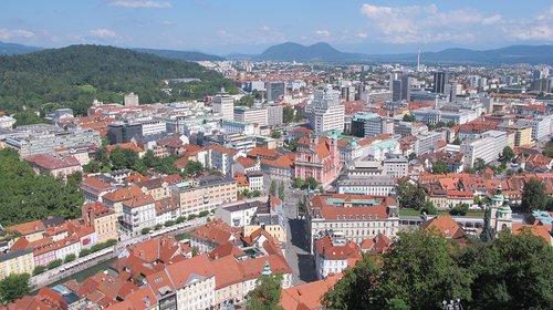 slovenia  ljubljana  architecture