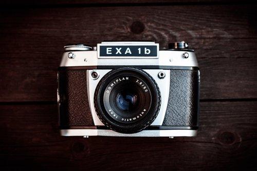 slr camera  ddr  old