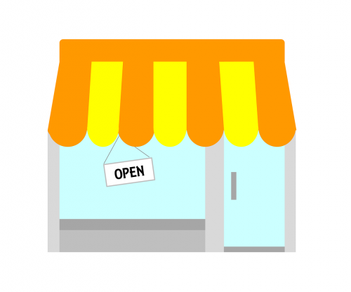 small business business shop