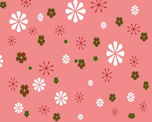 Small Flowers Background