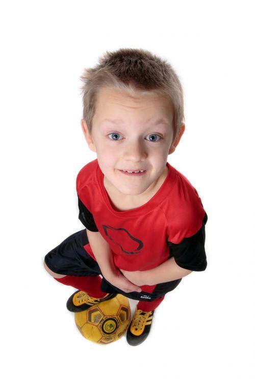 Small Football Player