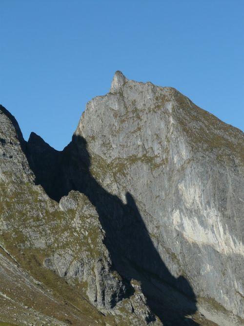 small höfats mountain mountains