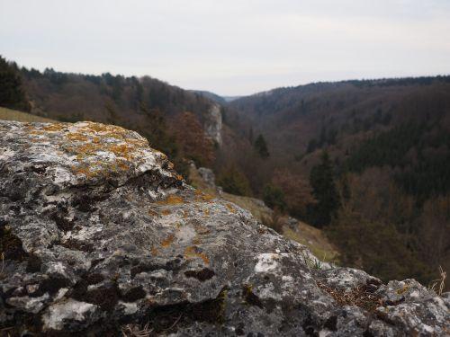 small lautertal swabian alb valley