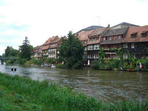 small venice regnitz river