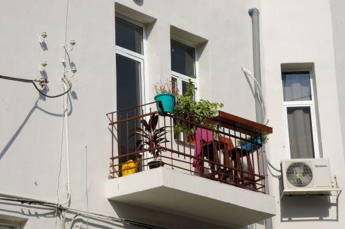 Smart Balcony
