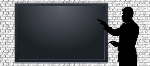smart board monitor education