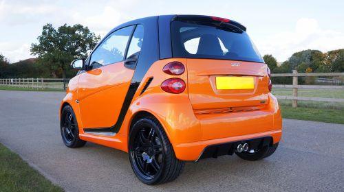 smart car car smart