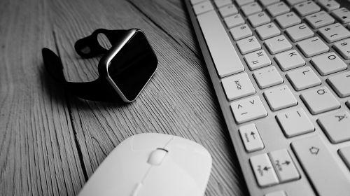 smart watch keyboard mouse