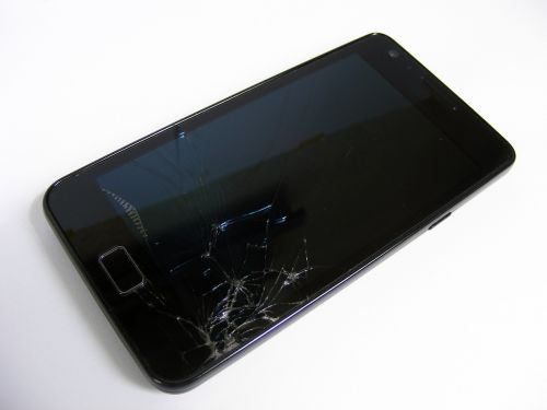 smartphone broken repair