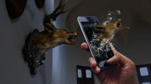 smartphone 3d screen
