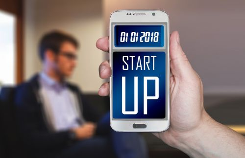 smartphone start up freelancer