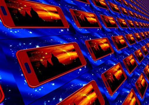 smartphone mobile phone series