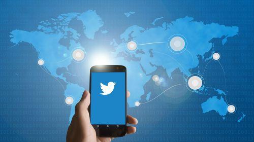 smartphone twitter mobile phone
